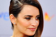 Spanish actress Penelope Cruz poses on the red carpet to promote her film 'Venuto al Mondo' at the 60th San Sebastian Film Festival. Photo / AP