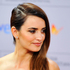 Spanish actress Penelope Cruz poses on the red carpet at the cinema to promote her film Venuto al Mondo at the 60th San Sebastian Film Festival.
