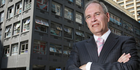 Most local boards thought Auckland Mayor Len Brown was doing a good job. Photo / File 