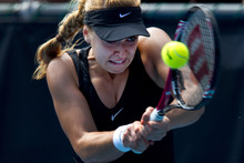 Last year's top seed Sabine Lisicki. Photo / NZ Herald
