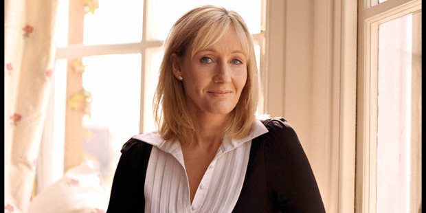Loading JK Rowling has a dig at the British class system in her new book. Photo / Supplied