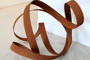'Travel' by Ray Haydon at the Sanderson Contemporary Art Gallery in Parnell. Photo / Martin Sykes