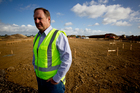 Hobsonville Land Company chief executive Chris Aitken. Photo / Dean Purcell