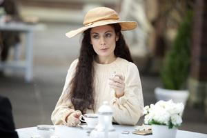 Kate Elliott stars in Bliss The Beginning of Katherine Mansfield. Photo / Supplied