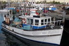 The Governor fishing vessel. Photo / supplied