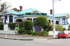 The 1905 villa on the corner of Lawrence St and Jervois Rd in Auckland.  Photo / Chris Gorman