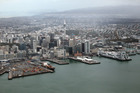 Aucklanders want more wharf space opened up to create world-class public areas on the waterfront. Photo / APN