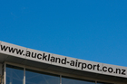 Auckland Airport's credit rating was upgraded. Photo / Kenny Rodger