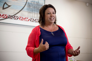 Paula Bennett says she does not believe all children need early childhood education. Photo / Natalie Slade