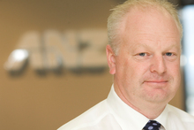 David Hisco, chief executive of ANZ New Zealand. Photo / Richard Robinson