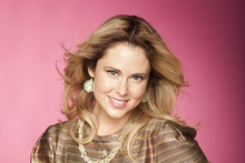 Actress Anna Hutchison relished the chance to take part in the challenge and raise awareness of poverty. Photo /