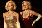 Karen (Katharine McPhee) and Ivy (Megan Hilty) vie for the star-making role of Marilyn Monroe. Photo /