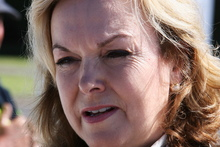 Justice Minister Judith Collins. Photo / File
