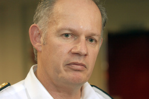 Early this year Vice-Chief of the Defence Force, Rear Admiral Jack Steer, said morale levels had slipped to their lowest levels since surveys began eight years ago. Photo / APN