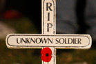 The New Zealand soldier's remains will be reburied in a Commonwealth War Grave. Photo / NZ Herald