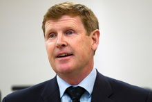 Mike Stanley says the system must be 'watertight'. Photo / APN