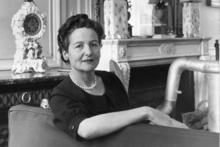 Nancy Mitford was swept away by Colonel Gaston Palewski, although he was never faithful. Photo /  Tom Blau