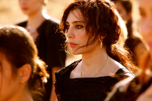 Nadine Labaki director and actor in <i>Where Do We Go Now.</i> Photo / Supplied