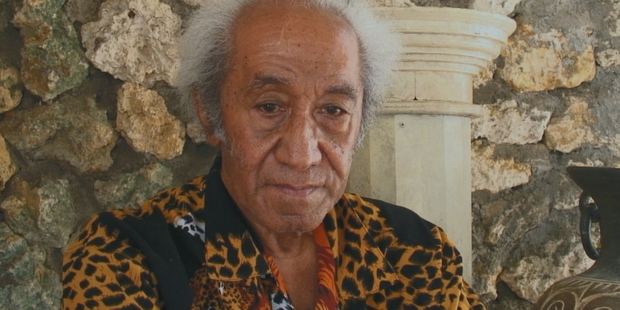 Futa Helu the Tongan educator who features in Tongan Ark directed by Paul Janman. Photo / Supplied