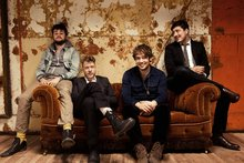 Mumford and Sons have been touring for the best part of half a decade. Photo / Supplied