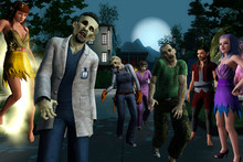 The latest 'Sims 3' expansion pack is a thriller. Photo / Supplied