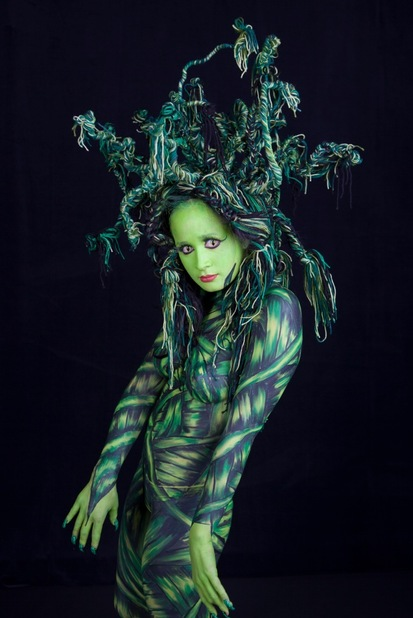New Zealand Body Art Awards 2012. Photo / Gino Deemer