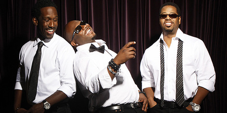 Boyz II Men will perform four New Zealand tour dates in December.  Photo / Supplied