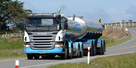 Fonterra's Trading Among Farmers share trading scheme passed its final hurdle today. Photo / File