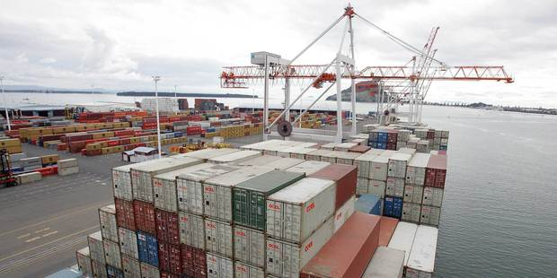 The latest monthly survey shows export intentions rose to 18 per cent from 16.9 per cent. Photo / File