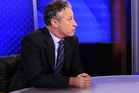 Jon Stewart's F-bomb at the Emmy Awards was applauded by Twitter fans. Photo / AP