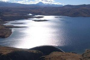 Lake Moawhango. Photo / supplied / NZDF