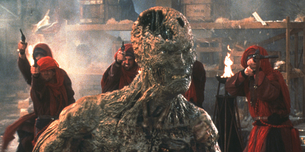 A scene from The Mummy Returns. Photo / Supplied