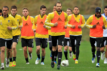 The Wellington Phoenix open their season against Sydney FC on October 6. Photo / Getty Images