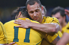 Quade Cooper would have been cuddled and loved back into form if he was contracted in New Zealand. Photo / Getty Images