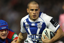 Josh Reynolds. Photo / Getty Images 