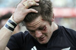 Richie McCaw will take six months off. Photo / Getty Images