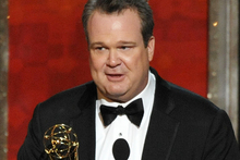 Eric Stonestreet says rumours he and Charlize Theron are dating are 'not real'.  Photo / AP