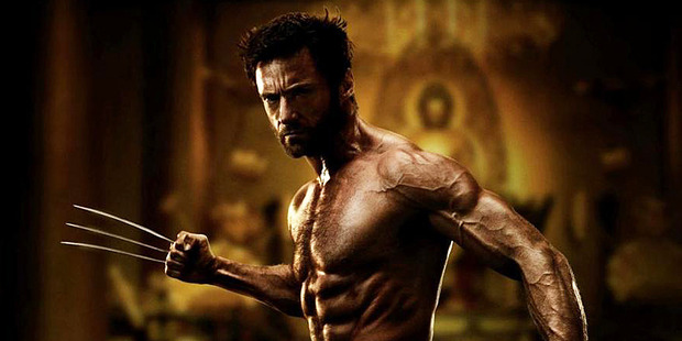 Hugh Jackman in a new promotional photo for The Wolverine, due out next year. Photo / 20th Century Fox