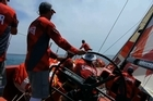 Camper with Team Emirates New Zealand have made a strong start to stage two of the third leg in the Volvo Ocean Race.