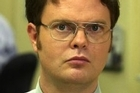 Rainn Wilson could soon have his own show, thanks to The Office's Dwight Schrute. Photo / Supplied