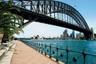 All is calm on the inflation front in Australia with  the high dollar keeping a cap on export prices. Photo / Thinkstock