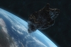The asteroid was between six and 19 metres in diameter. Photo / Thinkstock