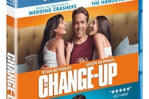 The Change-Up is out now blu-ray and DVD. Photo / Supplied