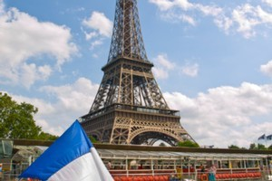 The Eiffel Tower from the Seine. Photo / Thinkstock