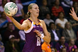 Demelza McCloud has played for three ANZ Championship franchises. Photo / Getty Images