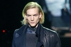 Men's fashion is moving towards something much more feminine. Photo / AFP