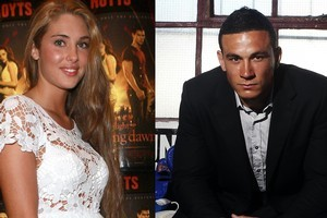 Sonny Bill Williams has been spending 'every other night' at the house where Jaime Ridge lives, says one source. Photos / Norrie Montgomery, Getty Images