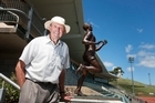 Toby Bowyer was clerk of the course when Peter Snell set his world record. Photo / Herald on Sunday