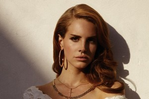 Lana Del Ray. Photo / Supplied