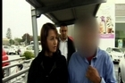 Journalist Gill Higgins confronted men who had hoped to meet a 14-year-old girl. Photo / Supplied